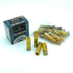 Assorted 20ga, 44 Rounds - Federal & Loose Assorted