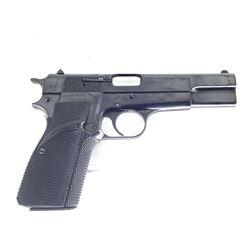 Browning Hi-Power Semi-Auto Pistol, 9mm