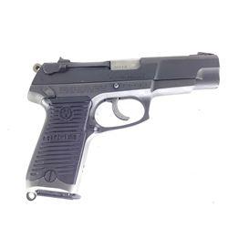 Ruger P85 Semi-Auto Pistol, 9mm