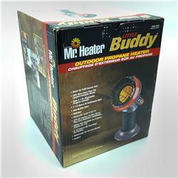 Mr. Heater - Little Buddy  Outdoor Propane Heater