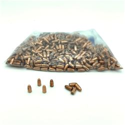 Loose 30 Cal 110 Grain Projectiles, Approx 600 Pieces