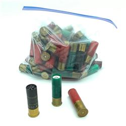 Assorted 12 Gauge Ammunition, 62 Rounds