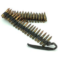 MG34 / 42 Belt of 8mm Mauser Ammunition