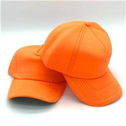 Blaze Hunter Orange Hat x 2, New