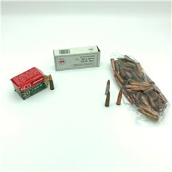Assorted 7.62 X 39 ammunition, Approx 100 Rounds