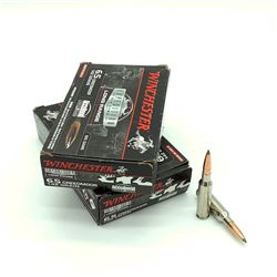 Winchester Expedition Big Game 6.5 Creedmoor, 142 Grain ammunition, 40 Rounds