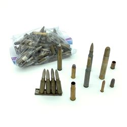 Assorted Antique Ammunition and Casings