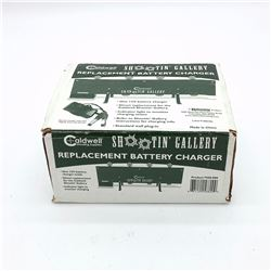"""Caldwell """"Shootin' Gallery' Replacement Battery Charger"""