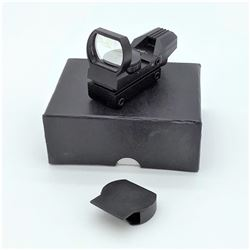 Electro Dot Sight With Dovetail Base