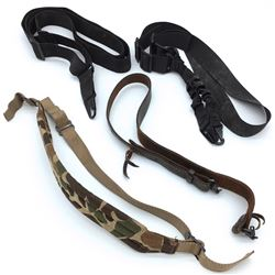 4 Assorted Slings