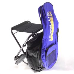 Fishing Chair with Tackle Bag