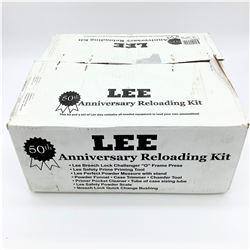 Lee 50th Anniversary Reloading Kit