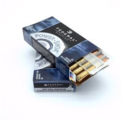 Federal Power Shok .300 Win Mag 150 Grain Speer Hot-Cor Soft Point, 40 Rounds
