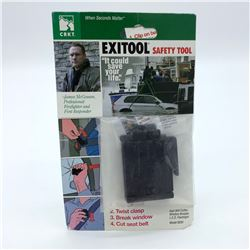 CRKT Exit Tool Safety System