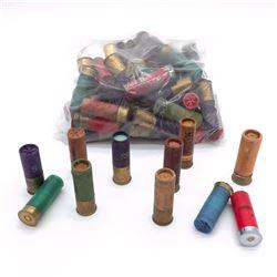 Assorted Loose 12 Gauge Ammunition, 78 Rounds