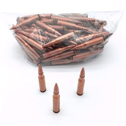 Assorted Loose 7.62 x 51 NATO FMJ Ammunition, Aprox 116 Rounds