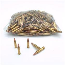 Loose 223 Rem 55 Grain, Full Metal Jacket Ammunition, 216 Rounds