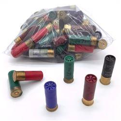 Assorted 12 Gauge Ammunition, 64 Rounds