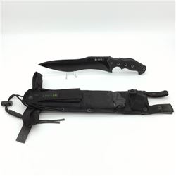 """CRKT """"Redemption"""" Tactical 10"""" Fixed Blade Knife"""