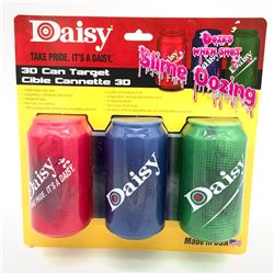 Daisy 3D Can target: Slime Oozing