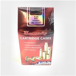 Hornady Cartridge Cases, 327 Federal, New.