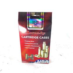 Hornady Cartridge Cases, 307 Win, New.