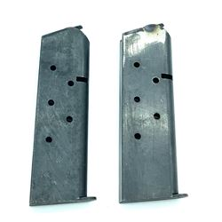 1911, 45ACP, 7Rd mags, Used.