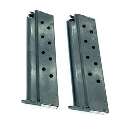 1911, 9mm, 10Rd mags, Used.