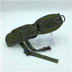 Canadian Military Browning Hi-Power Bianchi Holster ODG