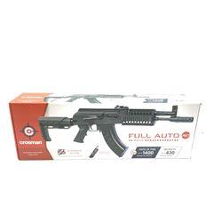 Crosman Full Auto AK1 CO2 Powered BB Air Rifle, New in Box