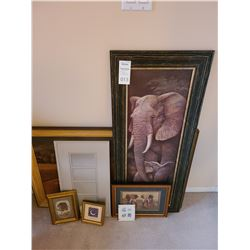 Framed Art A