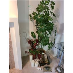 Artificial Plant and Decor A