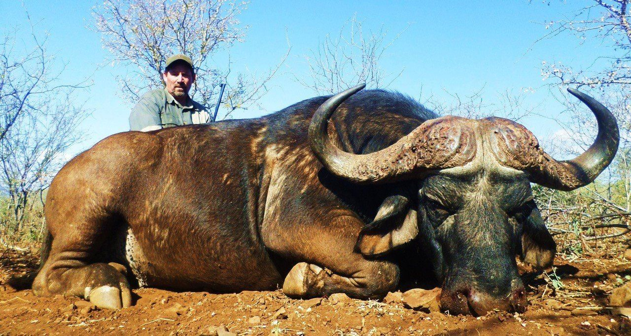 South Africa:10 D Big 5 Hunt for 2 hunters, includes $16,200 TF credit or 4 trophies