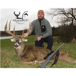Ohio:  3 Day 4 Night Five Star Trophy Whitetail Deer Hunt for Two Hunters