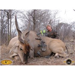 South Africa: 7 Day Plains Game Hunt 2 Hunters 2 Observers/Includes a $5,000 Trophy Fee Credit.