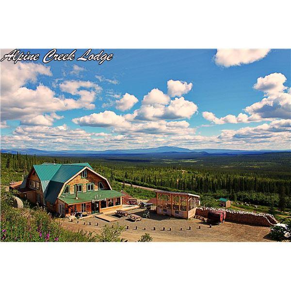 Alaska: 8 D 7 N Lodging plus Winter DIY Ptarmigan/Predator or Spring Bear Hunt for 2 Hunters
