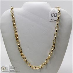 GOLD LINK CHAIN 16 GRAMS
