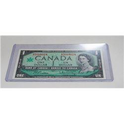 1967 CENTENNIAL CANADIAN $1.00 BILL