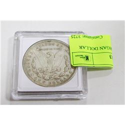 1921 US SILVER MORGAN DOLLAR