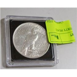 1922 US SILVER LIBERTY PEACE DOLLAR IN COIN