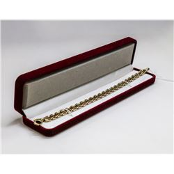 """HEAVY 32 G 10K SOLID GOLD CHAIN 9"""""""