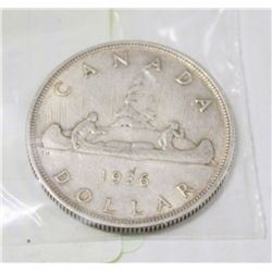 1936 CANADIAN SILVER DOLLAR