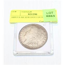 1889 US SILVER DOLLAR REPLICA