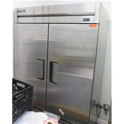 True T-49F-HC Two Section Reach-In Freezer (contents not included)