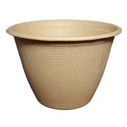 Box World Centric BB-SC-U16 Fiber 16 oz Barrel Bowls 10/50 Count