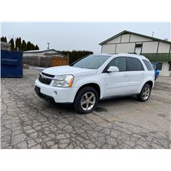 2007 Chevy Equinox Estate Vehicle 54010kms Rebuilt status