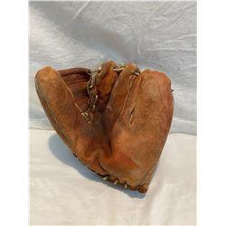 Catcher glove