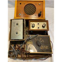 lot electronics Noise bridge Gramdec speaker