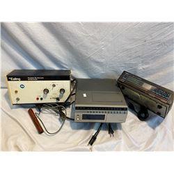 Stroboscope satalite positioner