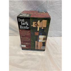 NEW wine puzzle